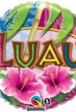 "Qualatex 18"" Aloha"