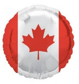 "Qualatex 18"" MAPLE LEAF FOIL"