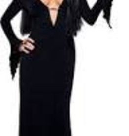 MORTICIA ADDAMS -MEDIUM-
