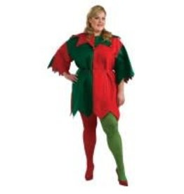 ELF TIGHTS -PLUS SIZE LARGE-