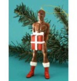EROTIC ORNAMENT - XMAS PACKAGE