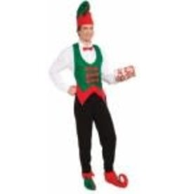 Forum Novelties ELF VEST FELT -One size -Unisex-