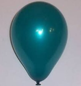 "Qualatex 11"" Pearl Teal 100ct"