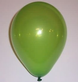 "Qualatex 11"" Jewel Lime Green 100ct"