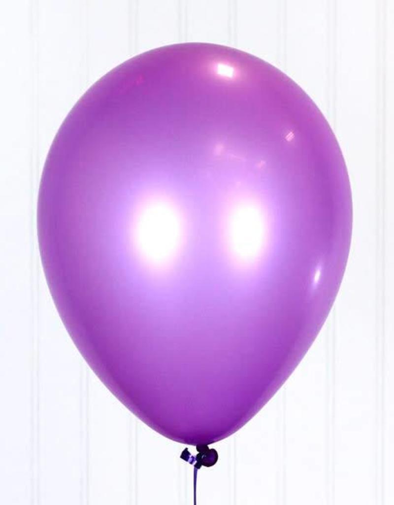 "Qualatex 11"" Neon Violet 100ct"