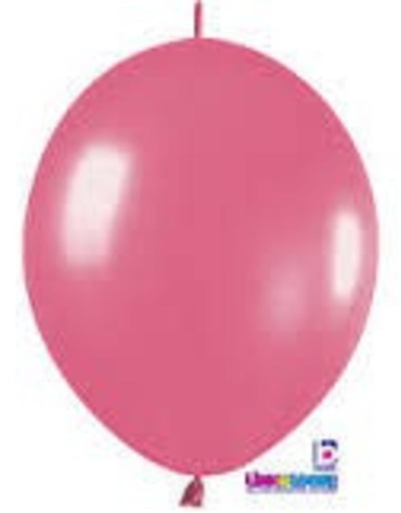 "Qualatex 12"" QUICK LINK PEARL PINK"
