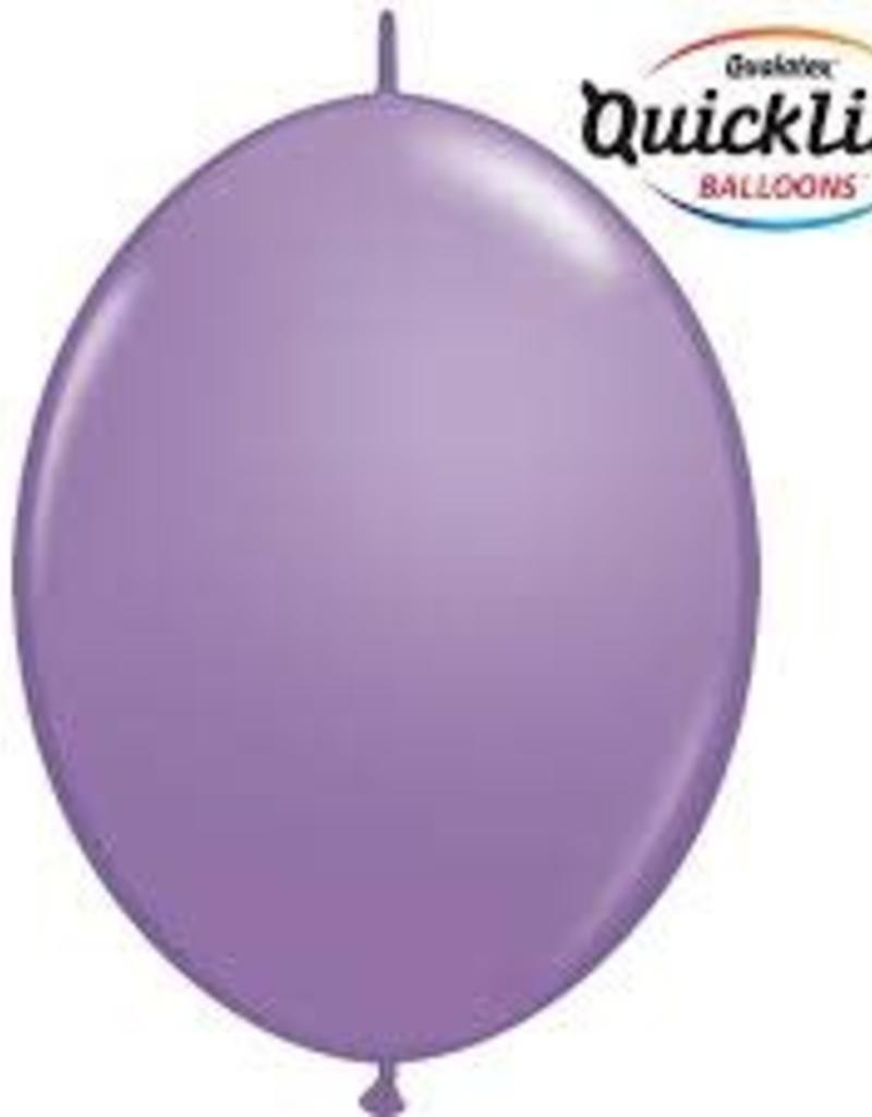 "Qualatex 06"" Quick Link Spring Lilac 50ct"