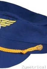 BLUE PILOTS HAT