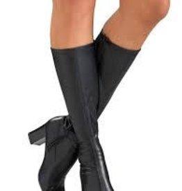 Go - Go Boots Black - S