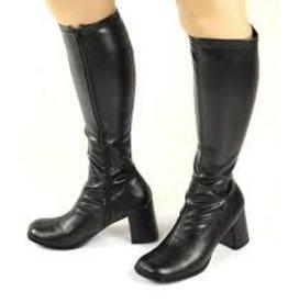 GoGo 300WC  Black Boots