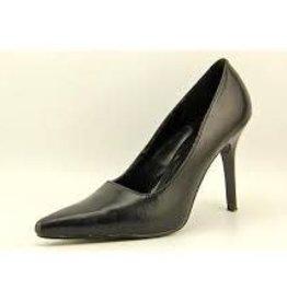 The Highest Heel Ladies Pump - Black Shoe