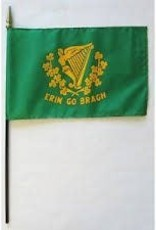 Erin Go Bragh Flag St. Patrick's Day