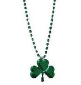St. Patrick's Day (Shamrock) Beads each