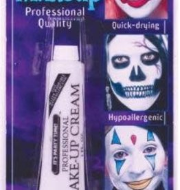 White Cream Makeup
