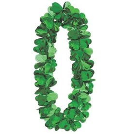St Patrick's day lei