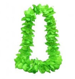 St Patrick's flower necklace