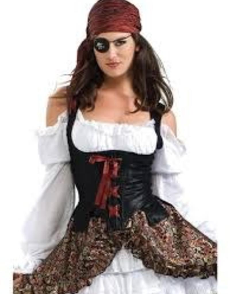 Secret Wishes BUCCANEER BABE -Large-