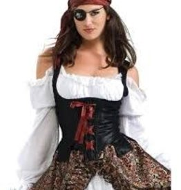 Secret Wishes BUCCANEER BABE -Small-