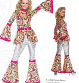 Rubies Costumes DANCE FEVER -Large-