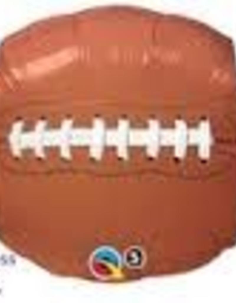 """Qualatex 18"""" FOOTBALL FOIL"""