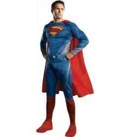 SUPERMAN JUMPSUIT-MEDIUM-