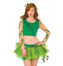 Poison Ivy Crop Top -Medium/Large-