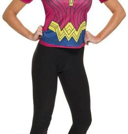WONDERWOMAN TOP-MEDIUM-