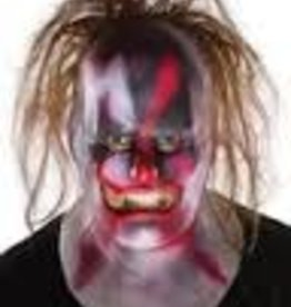 SLIPKNOT CLOWN WITH HAIR
