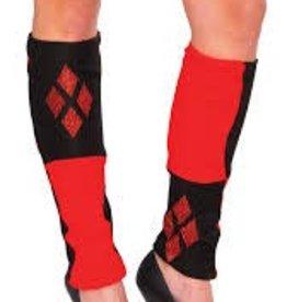 HARLEY QUINN LEG WARMERS