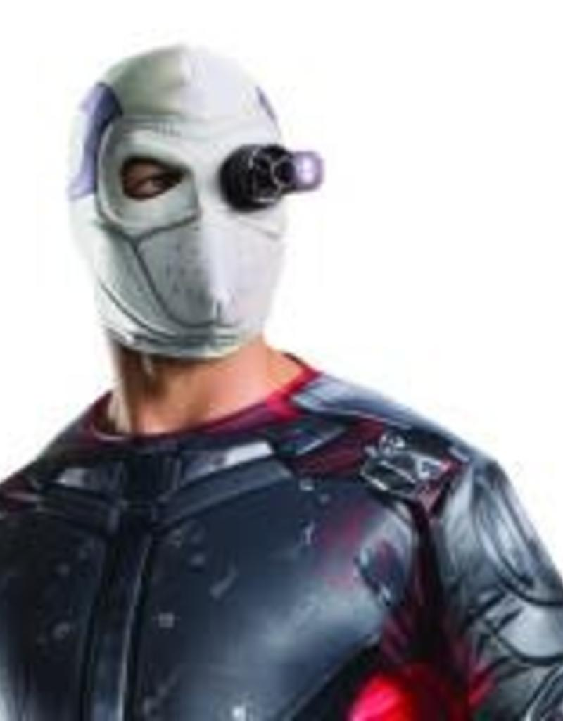 Suicide Squad Deadshot Light Up Fabric Mask