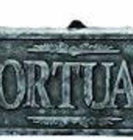 MORTUARY SIGN