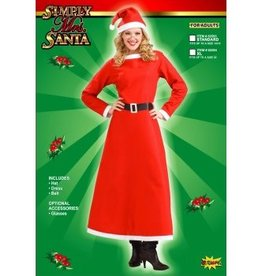 SIMPLY MRS SANTA -PLUS-