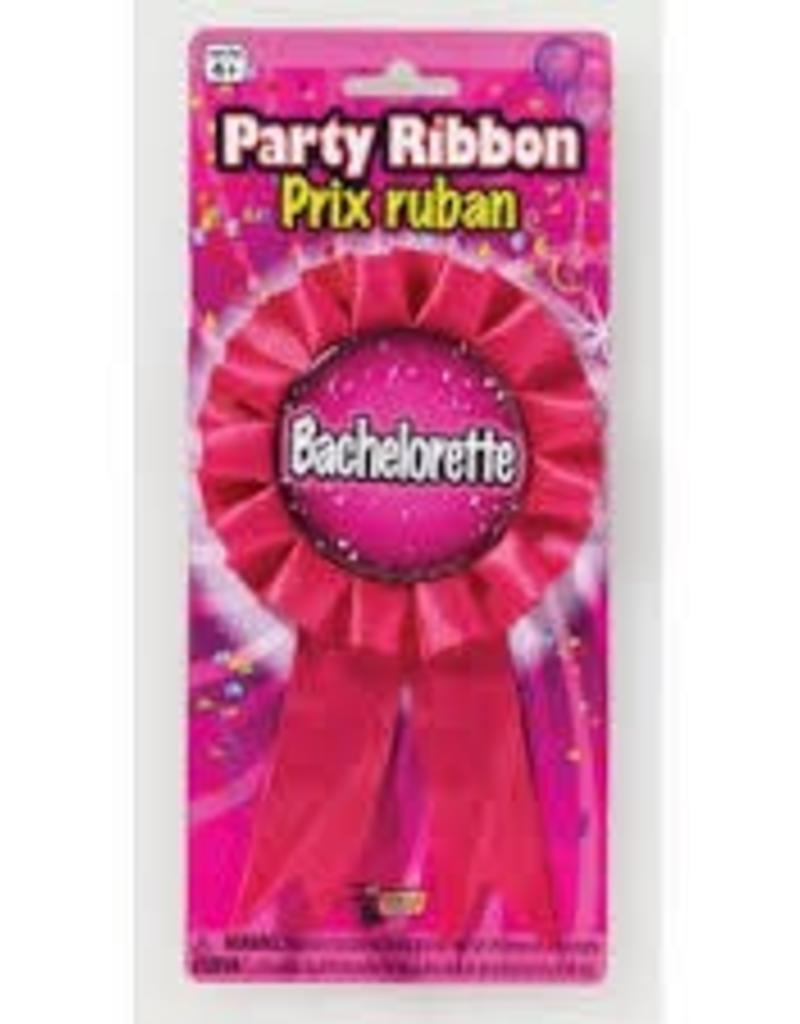 BACHELORETTE OUTTA CONTROL PARTY RIBBON