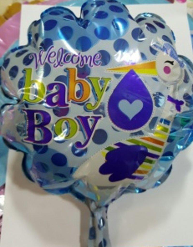 """9"""" BABY BOY STORK"""