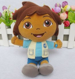 DIEGO -ASSORTED SMALL PLUSH-