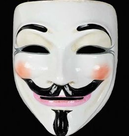 V FOR VENDETTA  VENETIAN MASK
