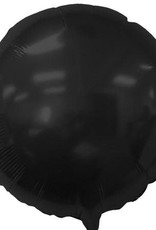 "Qualatex 18"" ROUND ONYX BLACK"