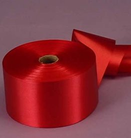 Qualatex POLY RIBBON #40 RUBY RED 200YDS