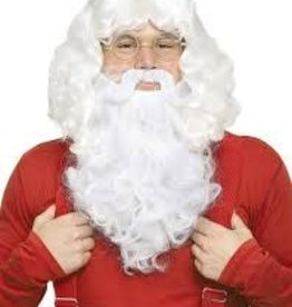 CHARACTER SANTA WIG AND BEARD
