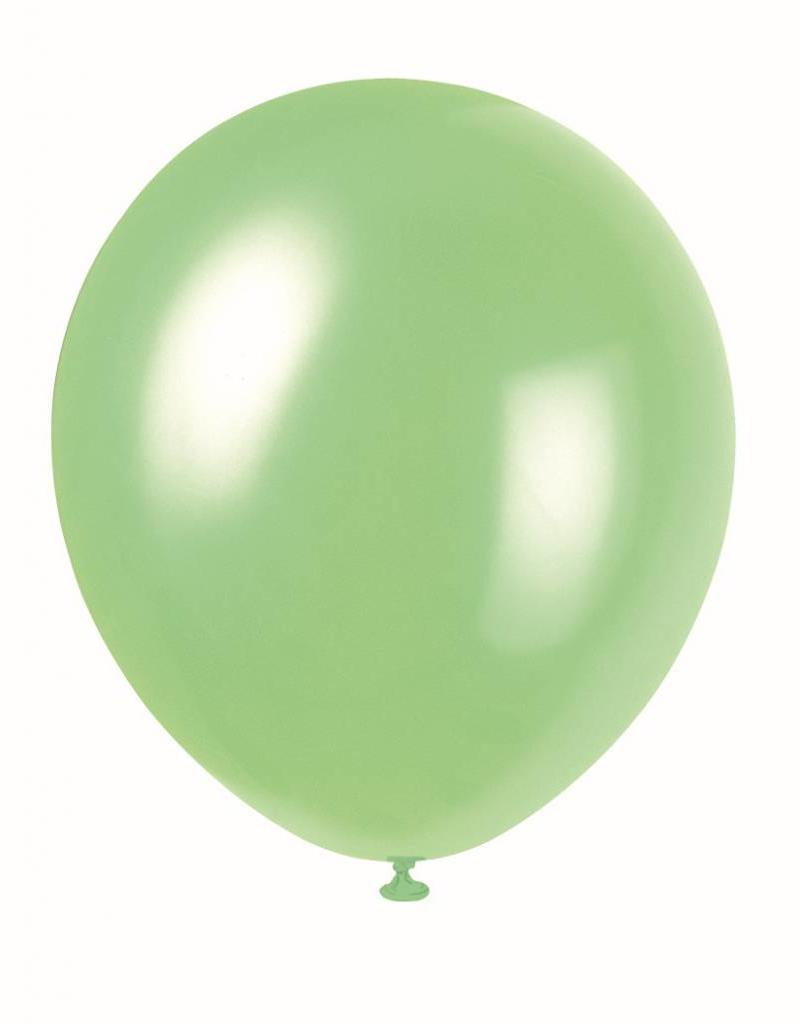 "Qualatex 05"" PEARL MINT GREEN 100ct"