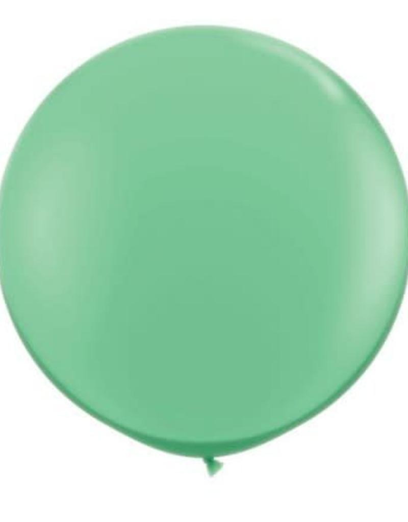 "Qualatex 05"" PEARL SEA GREEN 100CT"
