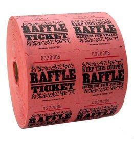 Raffle ticket 1000