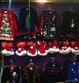 UGLY CHRISTMAS SWEATER -LARGE-