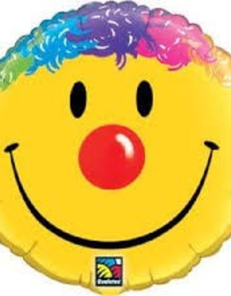 """Qualatex 36"""" SMILE FACE"""