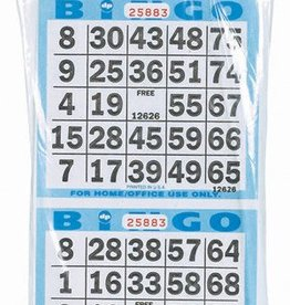 BINGO SHEETS 250 GAMES