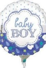 "9"" BABY BOY SCALLOP"