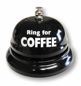 RING FOR COFFEE TABLE BELL