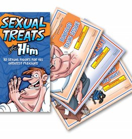 SEXUAL TREATS FOR HIM VOUCHERS