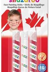 CANADA DAY SNAZAROO FACEPAINT KIT - 3 PACK