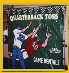 FOOTBALL TOSS - QUARTERBACK TOSS / 5 hours
